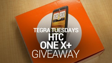 Tegra Tuesday Giveaway: AT&T HTC One X%2B!