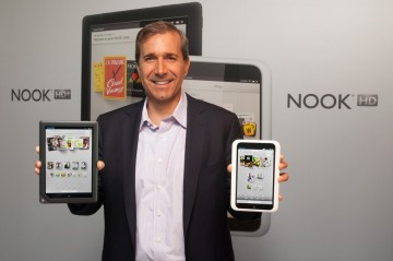 Google Play Now Available for Nook HD and Nook HD%2B