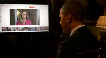 President Obama to Host Google%2B Hangout on Feb. 14