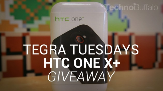 Tegra Tuesday Giveaway: HTC One X%2B 64GB!