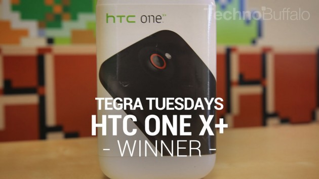 64GB HTC One X%2B Winner Announced!