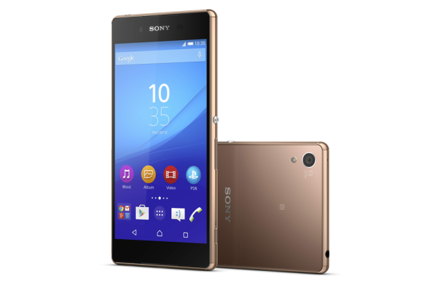 Sony's Xperia Z3%2B is now available to pre-order in the U.K.