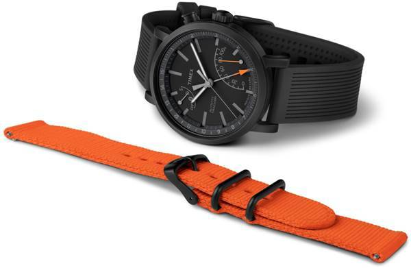 Timex Metropolitan%2B focuses on tracking your activity
